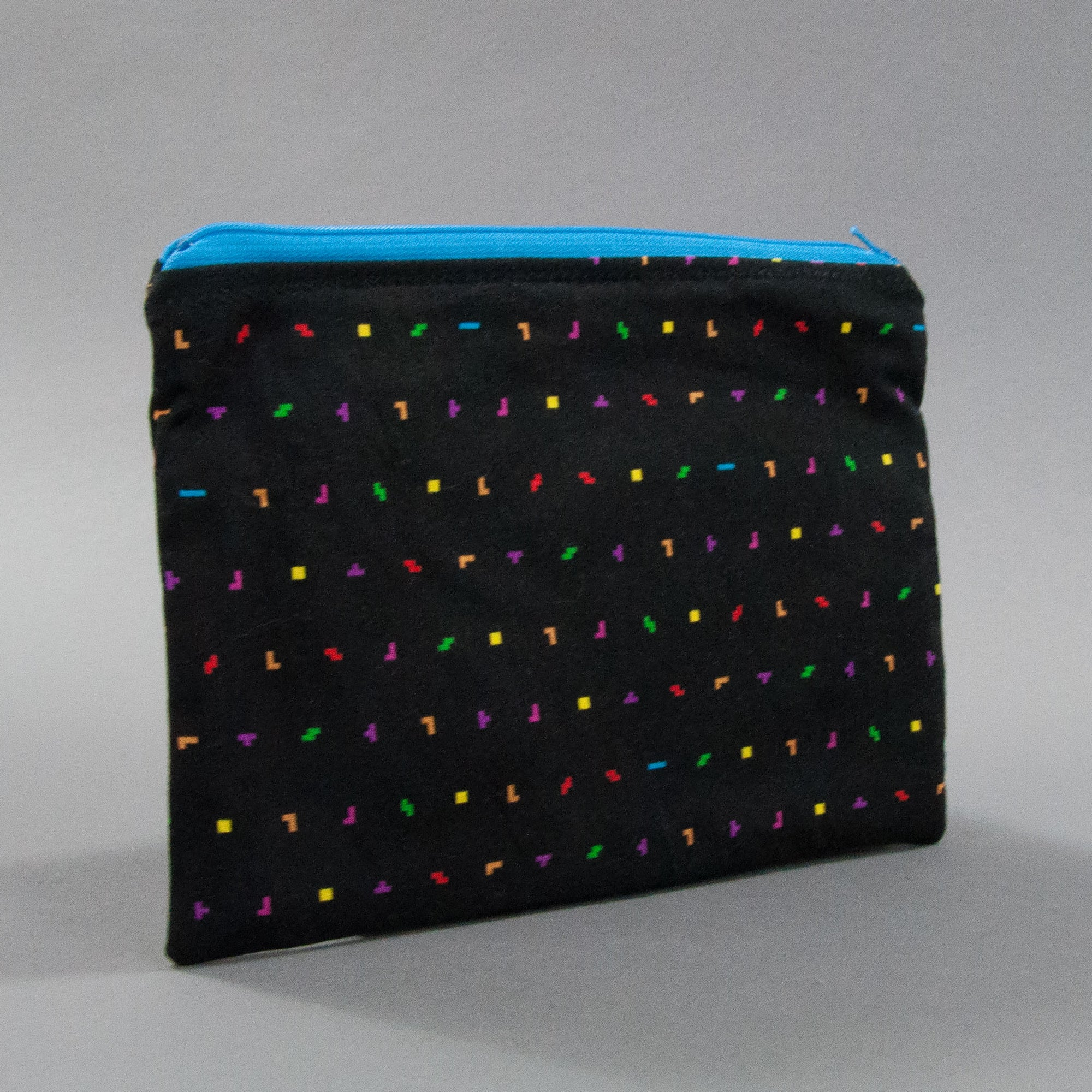 Mini Tetris Pieces Zippy Bag