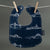 Navy Bridgetown Bib