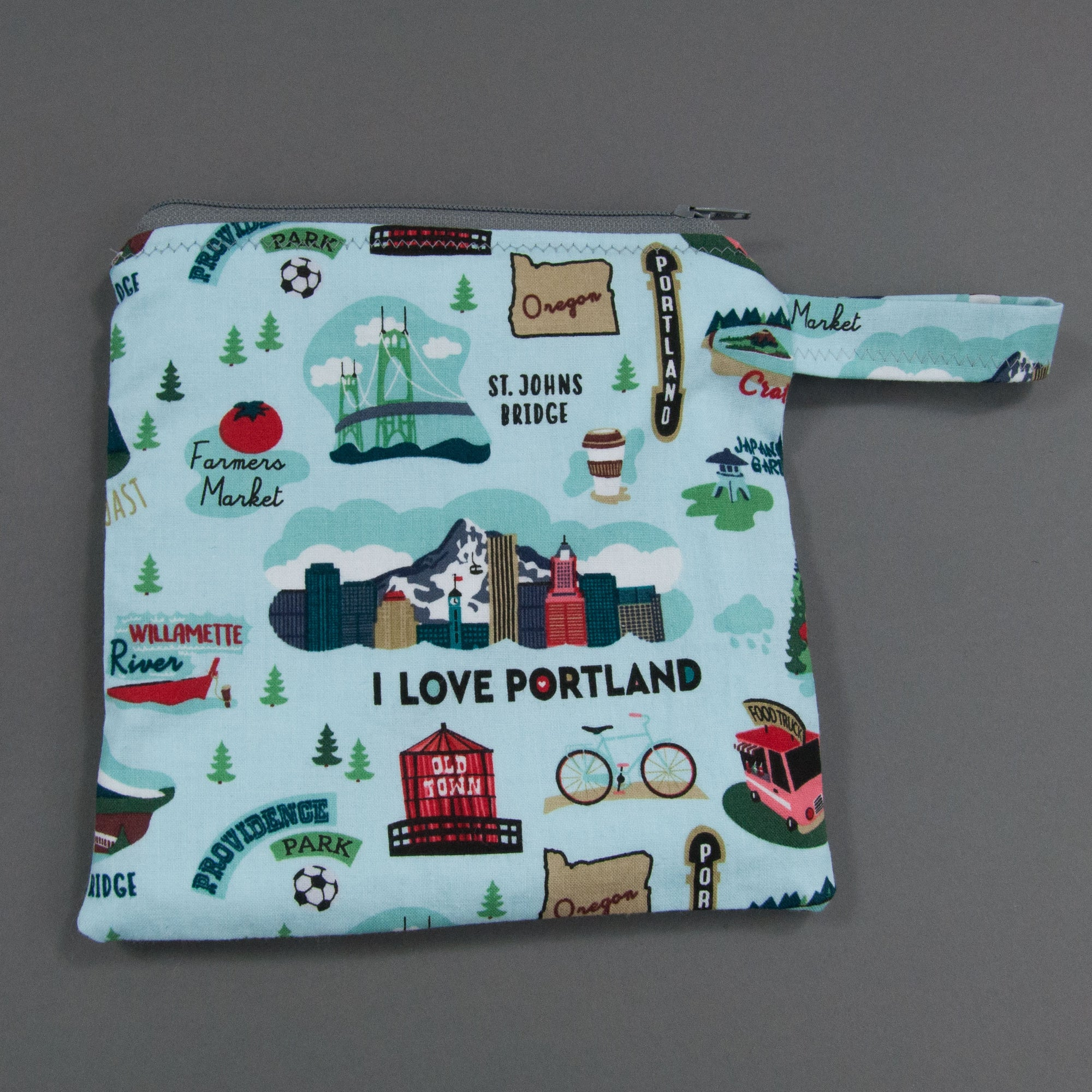 Oregon Reusable Sandwich Bag
