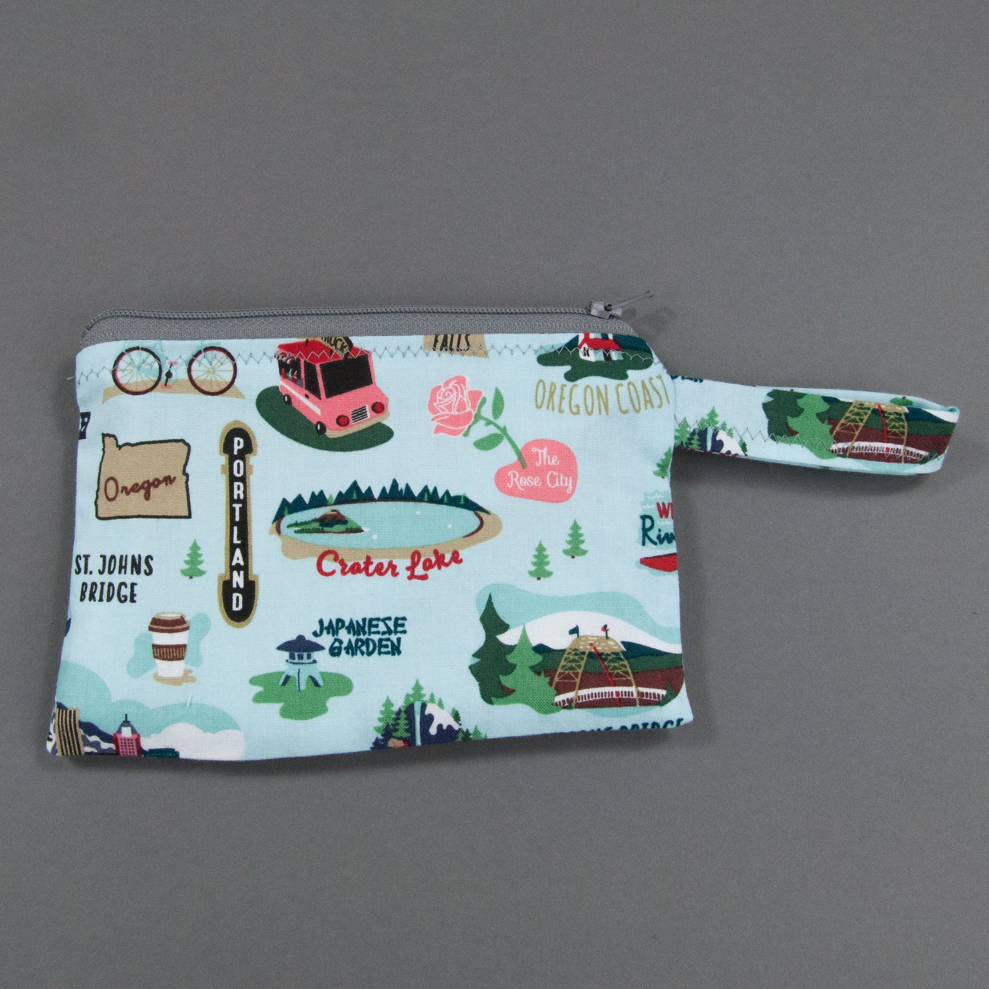 Oregon Reusable Snack Bag