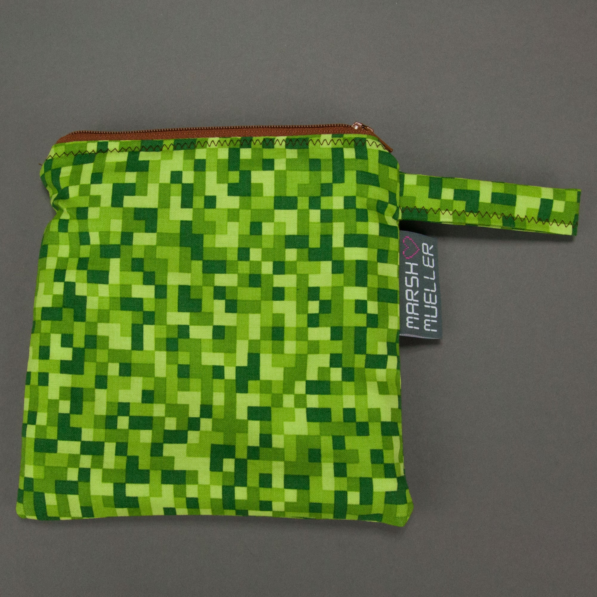Bitmap Reusable Sandwich Bag