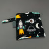 Space Explorers Reusable Sandwich Bag, Reusable Sandwich Bag, - MarshMueller