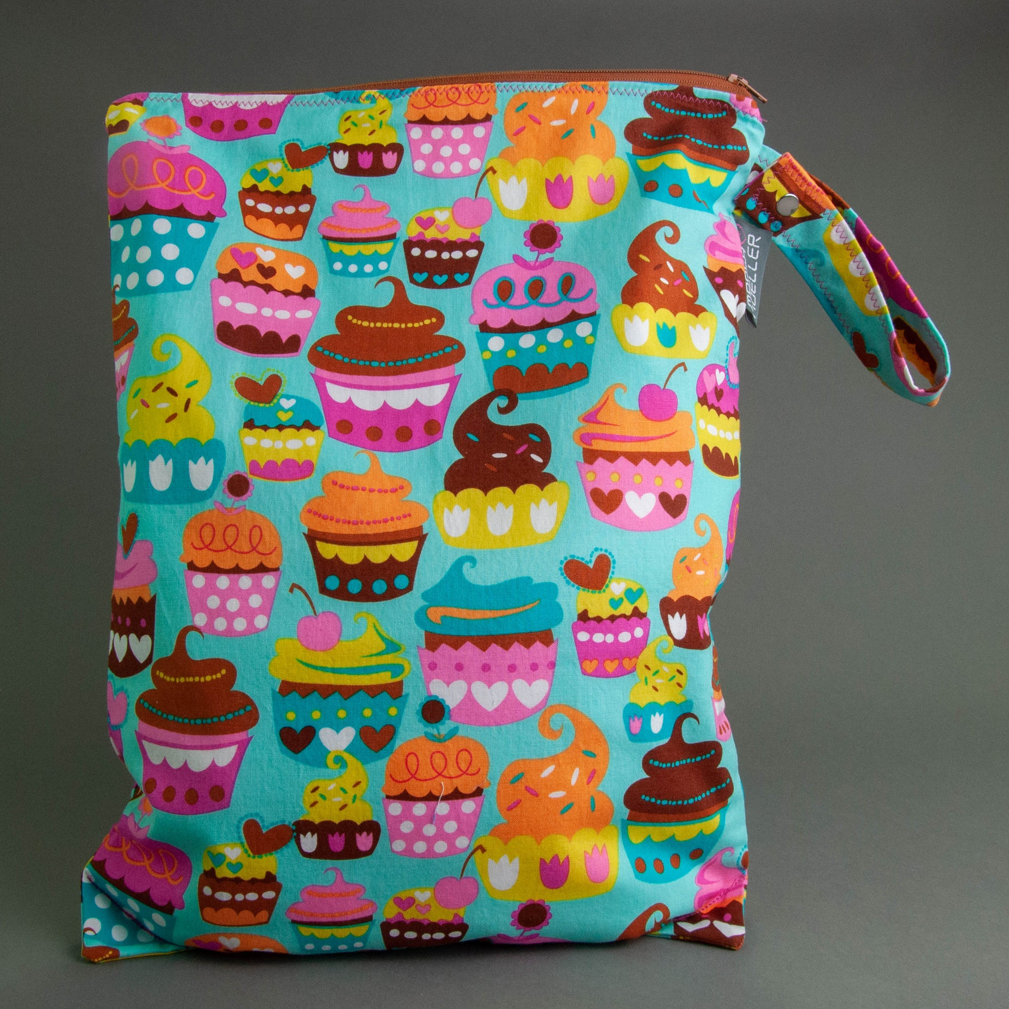 Sweet Cuppin' Cakes Wet Bag