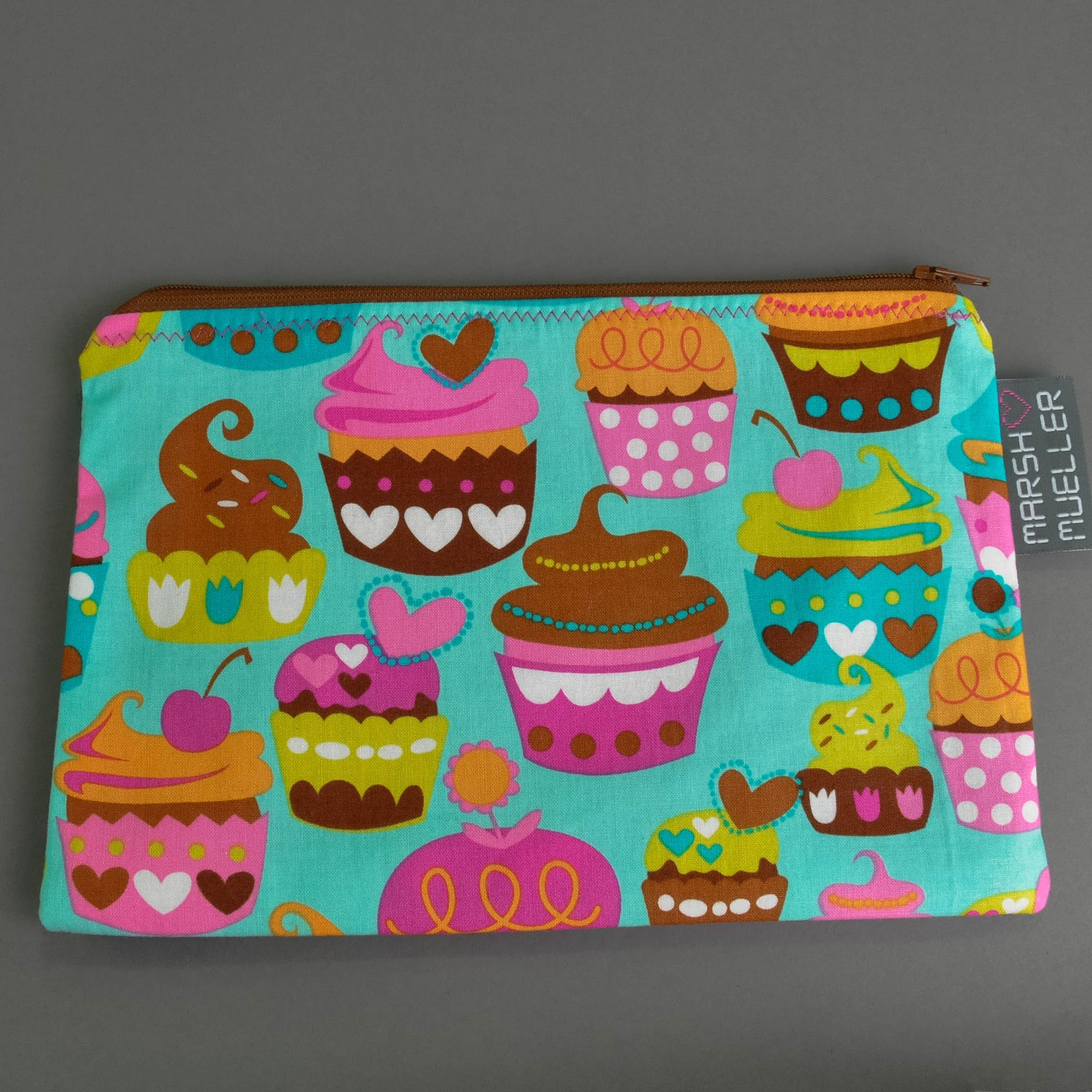 Sweet Cuppin' Cakes Zippy Bag