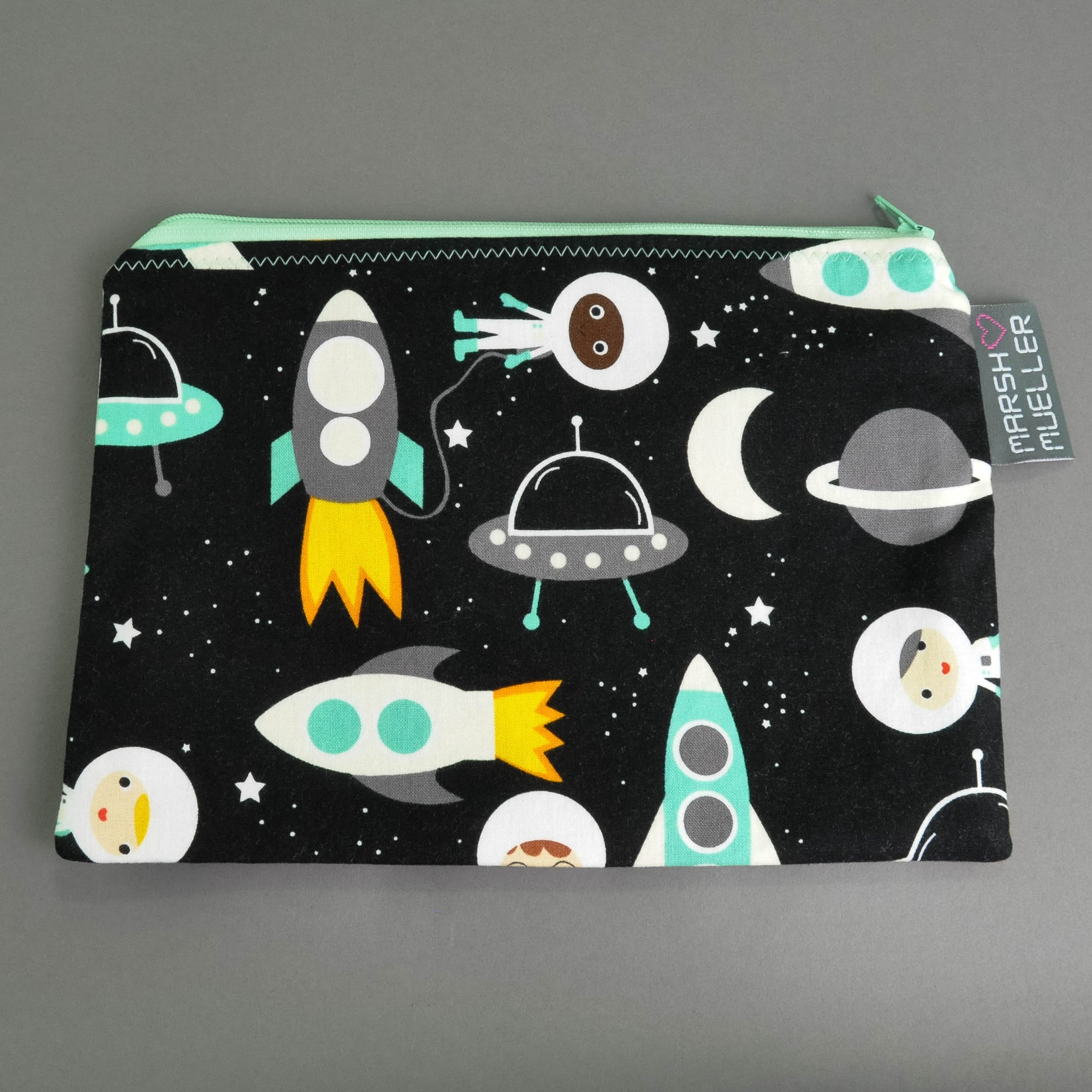 Space Explorers Zippy Bag