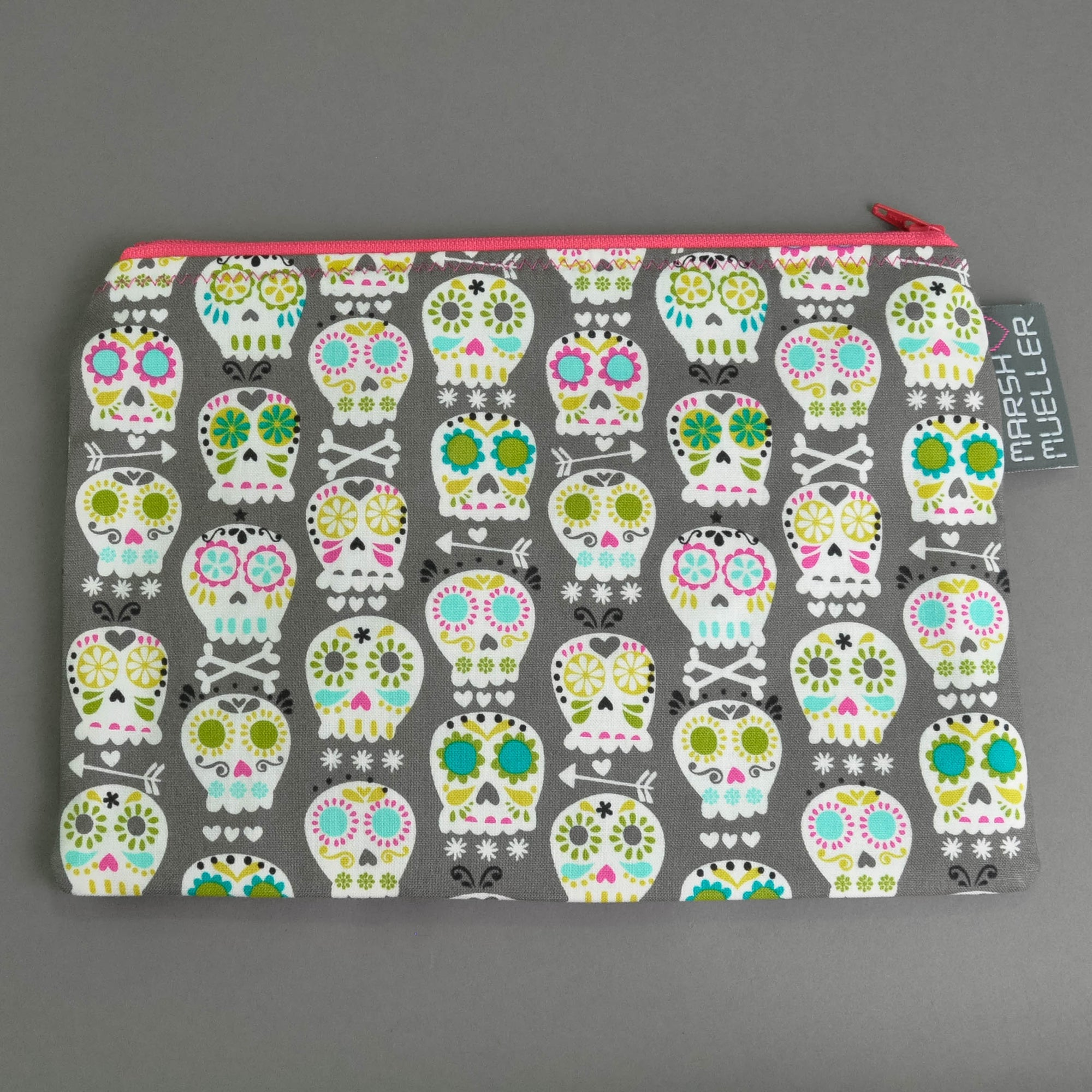 Sugar Skulls Zippy Bag