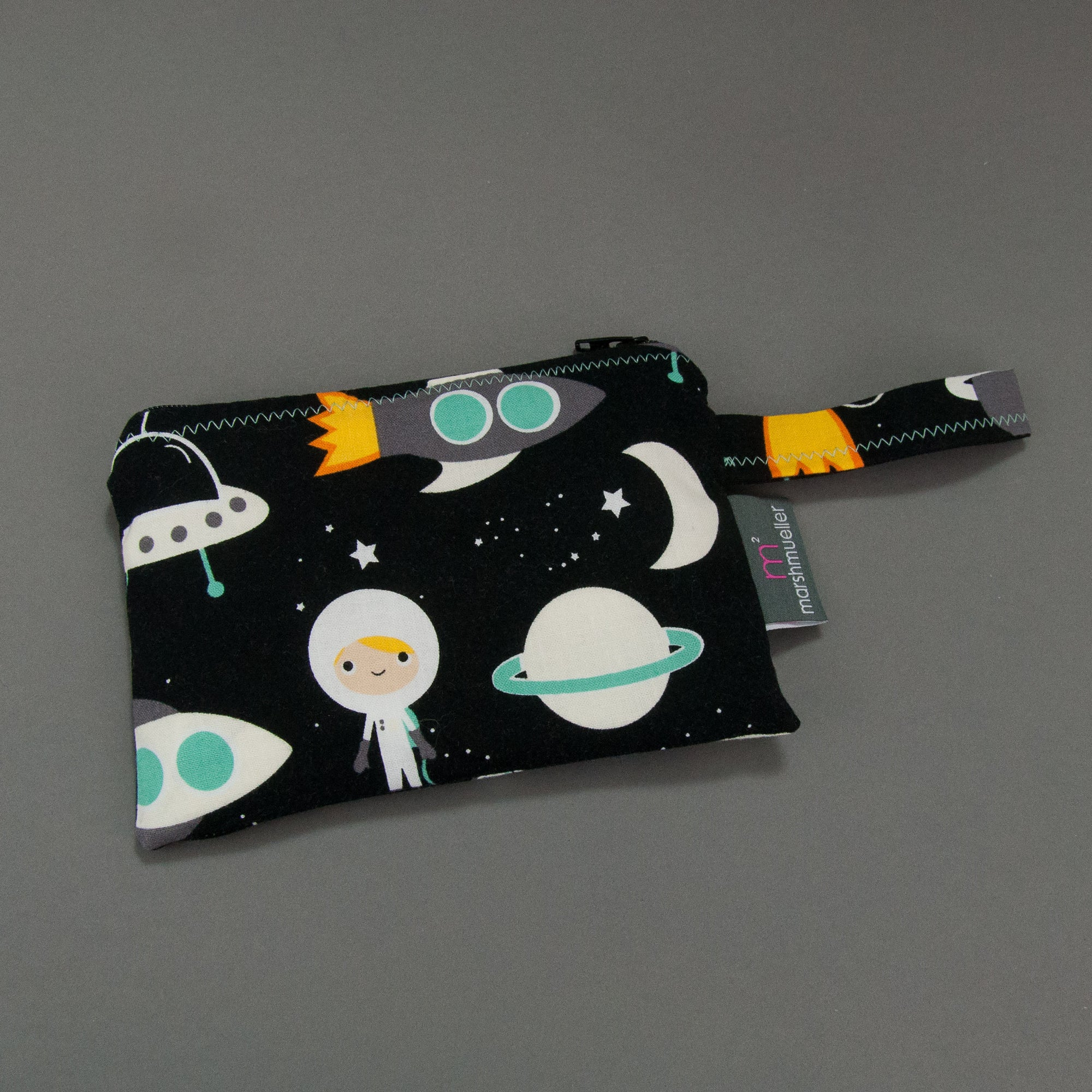 Space Explorers Reusable Snack Bag