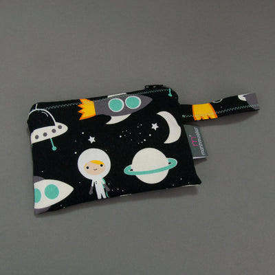 Space Explorers Reusable Snack Bag, Reusable Snack Bag, - MarshMueller
