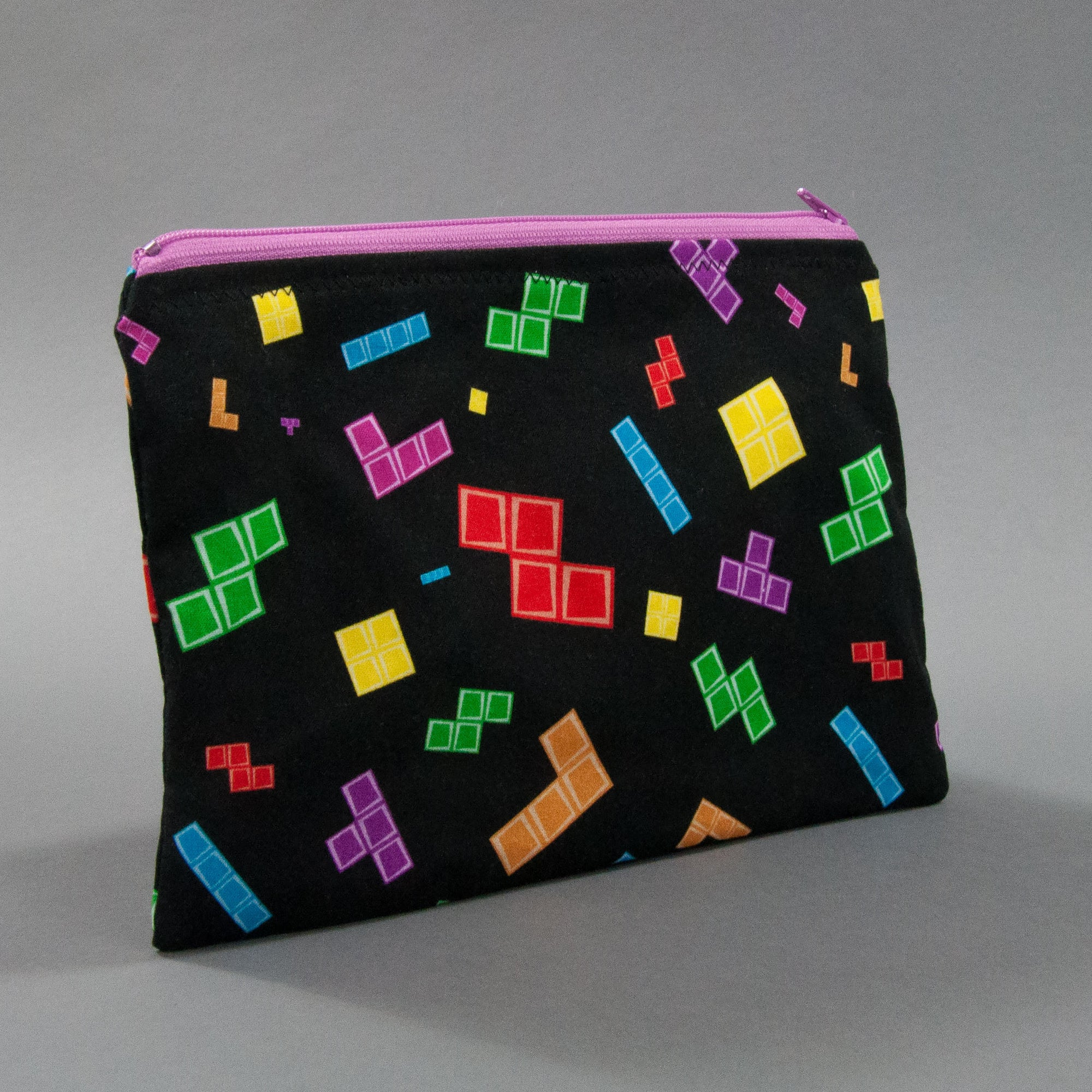 Tetris Zippy Bag, Zippy Bag, - MarshMueller