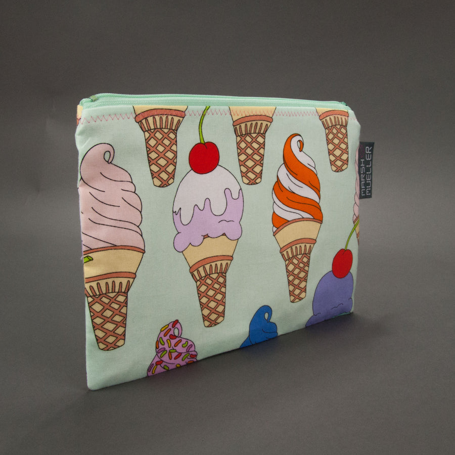 I Scream, You Scream Zippy Bag, Zippy Bag, - MarshMueller