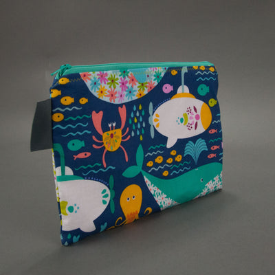Under the Sea Zippy Bag, Zippy Bag, - MarshMueller