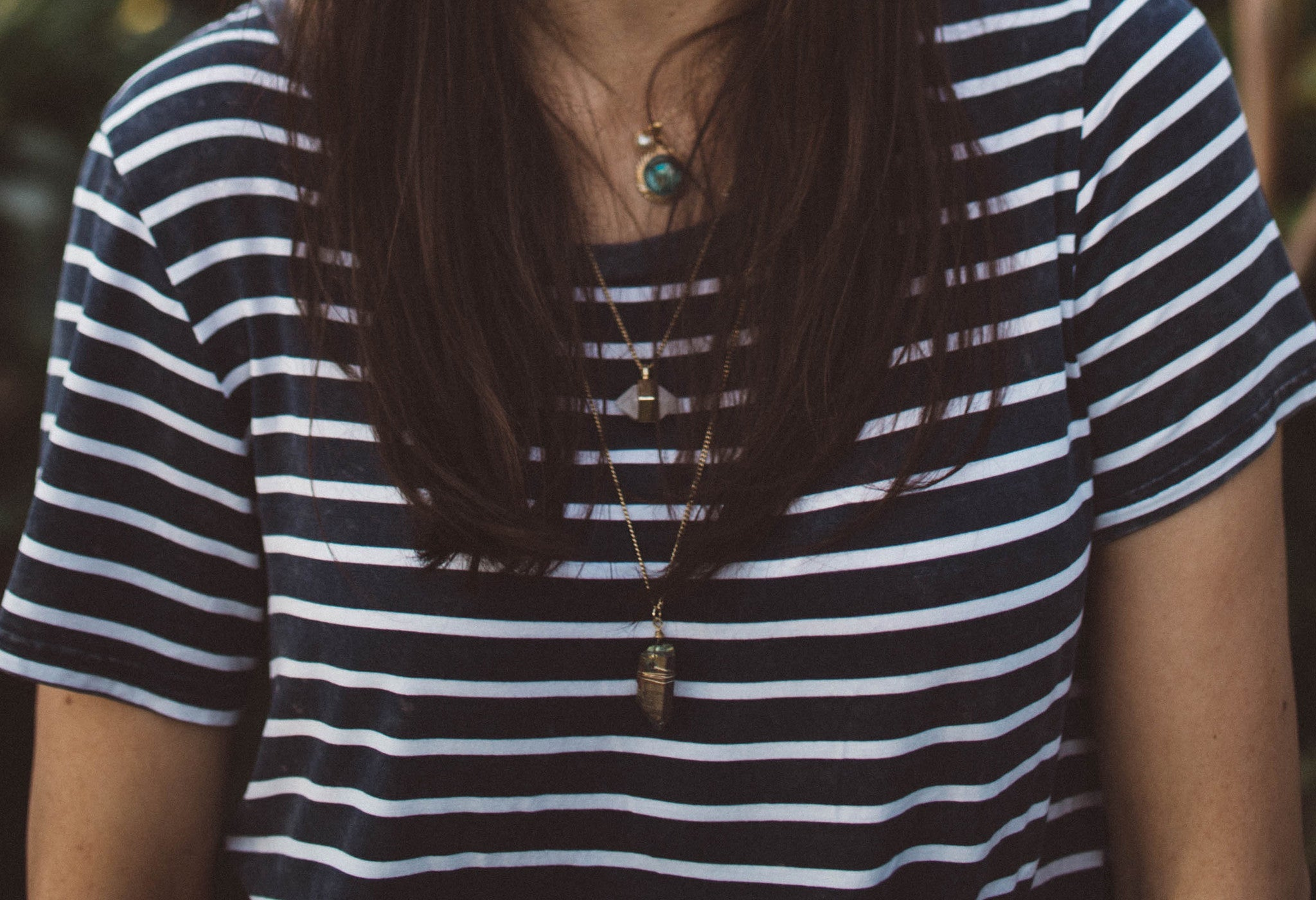 Layering Necklaces: How to nail the look