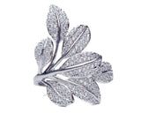 Gorgeous Leaves Ring