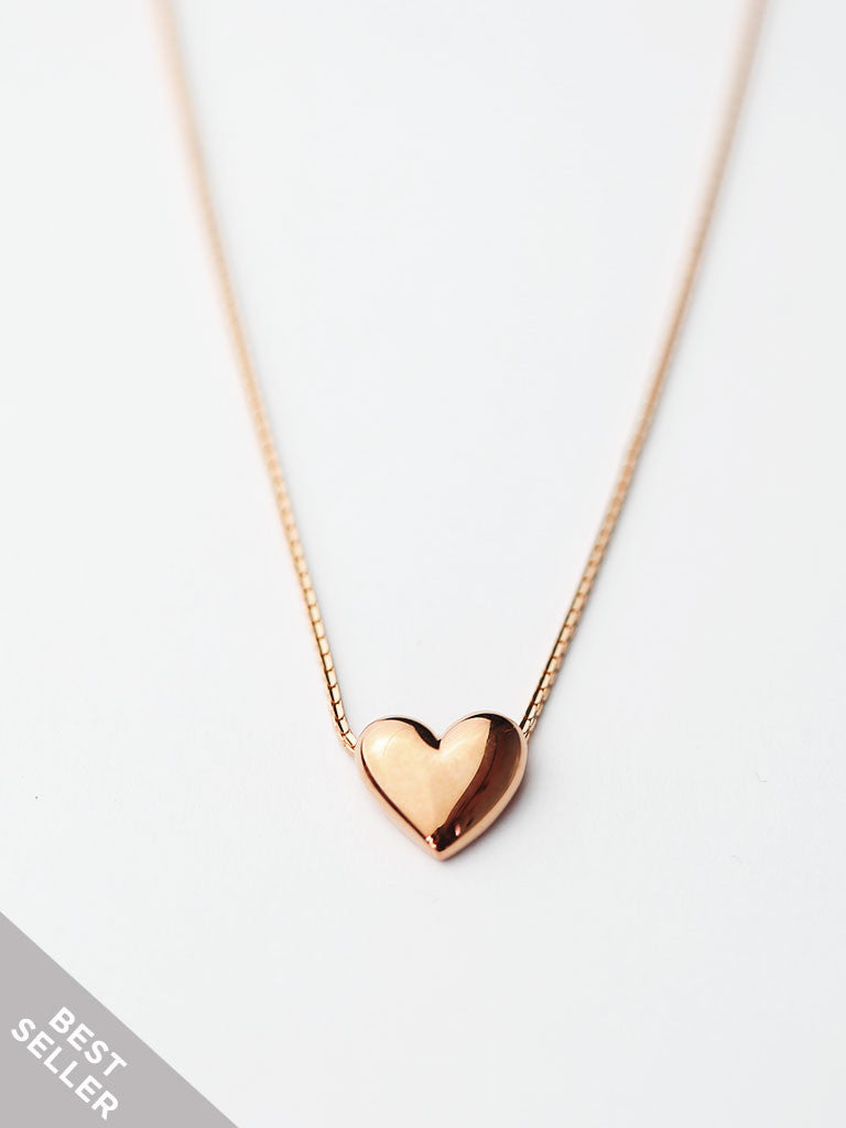 mini pure alternate size necklaces view os heart love necklace product