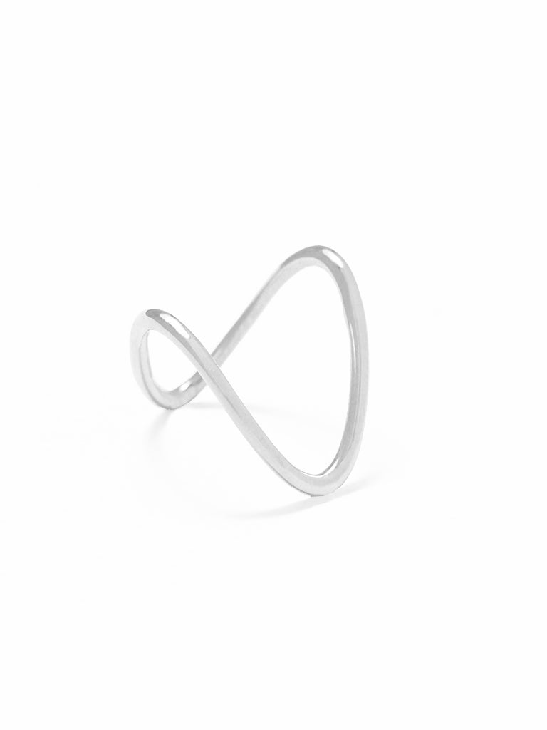 BALANCE Ring 925 Sterling Silver