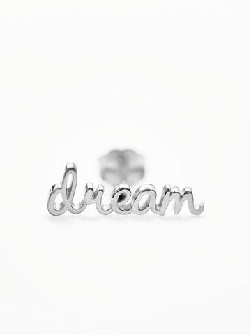 DREAM Ear Climber 925 Sterling Silver