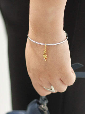 [PRE-ORDER] MADDIE's Open Bangle 925 Sterling Silver