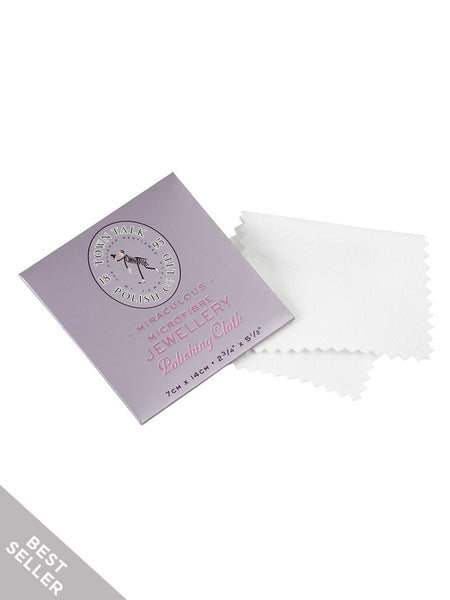 Mini Miraculous MICROFIBRE Jewelry Polishing Cloth