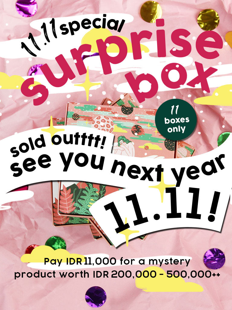 11.11 Surprise Box (One Day Only)