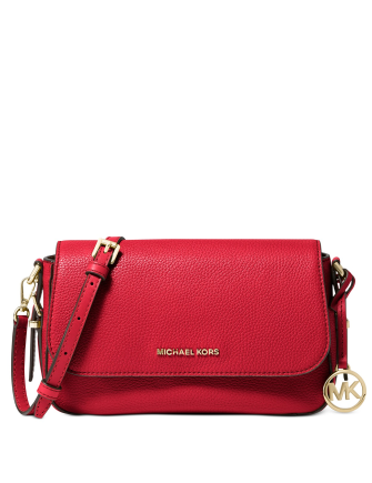 Michael Michael Kors Bedford Legacy Leather Flap Crossbody