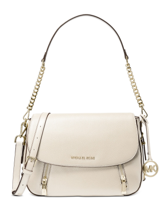 Michael Michael Kors Bedford Legacy Leather Flap Shoulder Bag