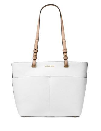 Michael Michael Kors Bedford Pebble Leather Pocket Tote
