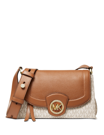 Michael Michael Kors Bowery Leather Crossbody