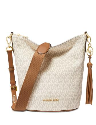 Michael Michael Kors Brooke Signature Bucket Crossbody