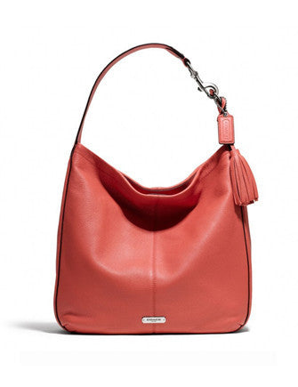 Coach Avery Pebble Leather Hobo