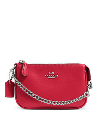 Coach Nolita Wristlet 15 in Leather