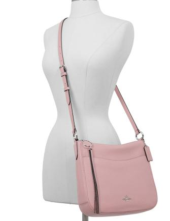 138b264906c294 Coach Chaise Crossbody in Polished Pebble Leather | Brixton Baker