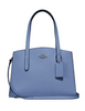 Coach Charlie 28 Carryall in Pebble Leather