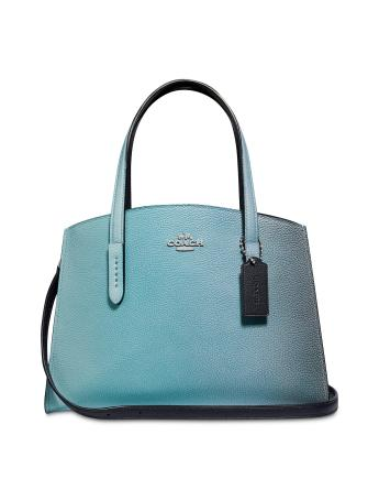 Coach Charlie Carryall 28 in Ombre Leather