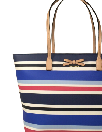 Kate Spade New York Eden Street Margareta Stripe Tote