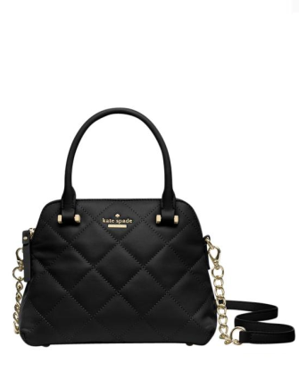 Kate Spade New York Emerson Place Small Quilted Maise Satchel