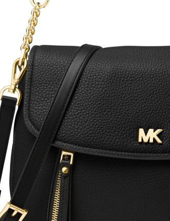 cafbfdc8109b Michael Michael Kors Evie Pebble Leather Shoulder Bag