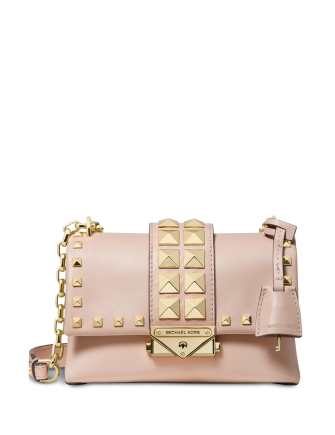 Michael Michael Kors Extra Small Chain Studded Crossbody