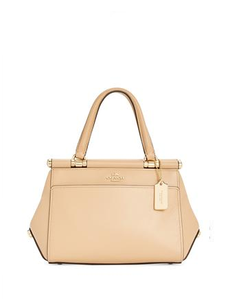 0bf155a9fb36c Coach Grace 20 Bag in Refined Leather
