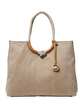 Michael Michael Kors Isla Ring Shoulder Tote