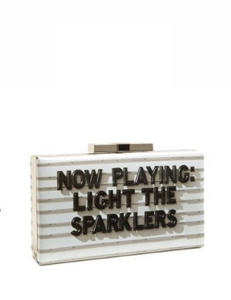 Kate Spade New York Cinema City Samira Now Playing Light the Sparklers
