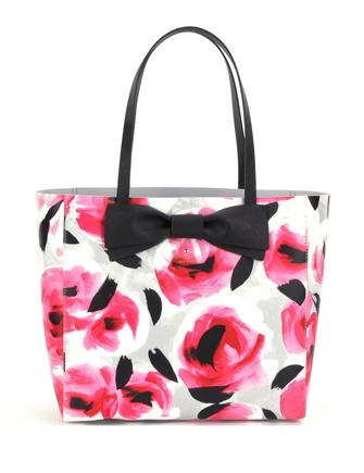 Kate Spade New York Clement Street Blair Floral Bow Tote
