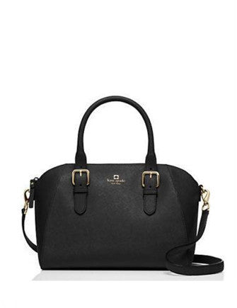 Kate Spade New York Cove Street Pippa Crosshatched Satchel