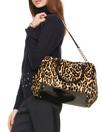 Kate Spade New York Chateau Hills Sloan Haircalf Satchel