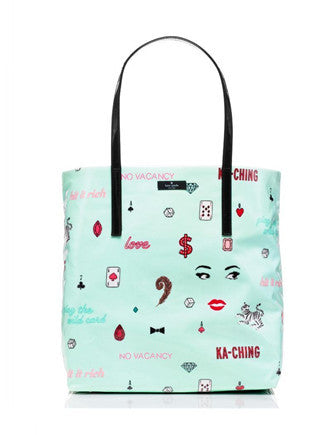 Kate Spade New York Daycation Bon Shopper Ka-Ching Tote