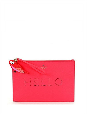 Kate Spade New York Flights of Fancy Hello Pouch