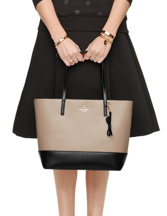 Kate Spade New York Sawyer Street Maxi Colorblock Tote