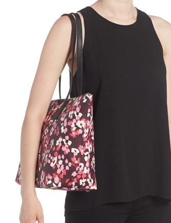 Kate Spade New York Young Lane Nyssa Floral Tote