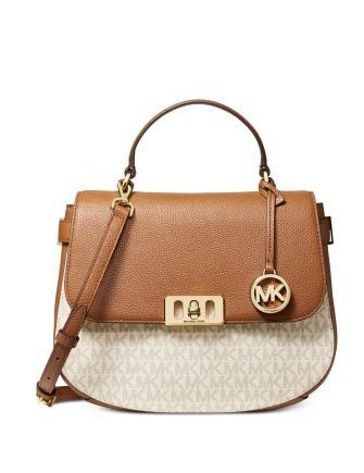 Michael Michael Kors Karson Signature Saddle Bag