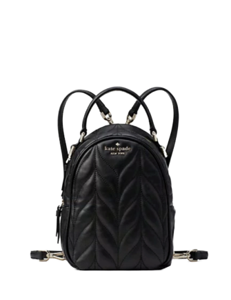 Kate Spade New York Briar Lane Quilted Mini Convertible Backpack