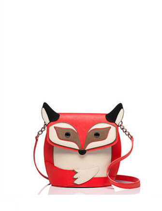 Kate Spade New York Blaze a Trail Fox Crossbody